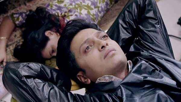 Ek Villain Riteish Deshmukh Sleeping Stills