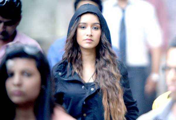 Ek Villain Shraddha Kapoor Nose Ring Stills