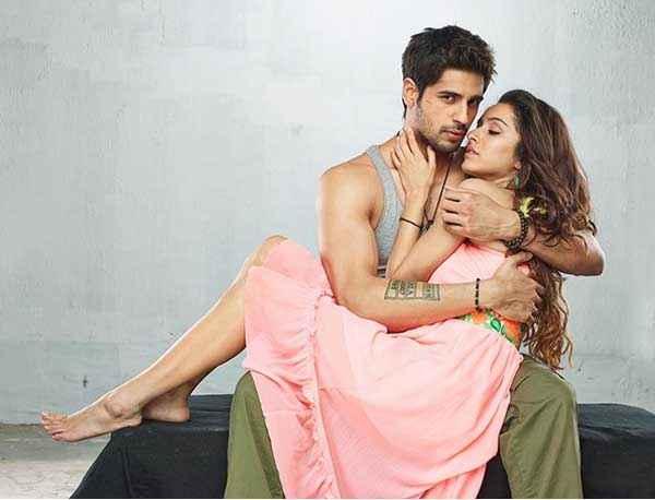 Ek Villain Shraddha Kapoor Sidharth Malhotra Romantic Picture Stills