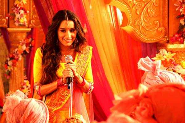 Ek Villain Shraddha Kapoor Yellow Dress Stills