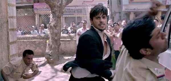 Ek Villain Sidharth Malhotra Acting Stills