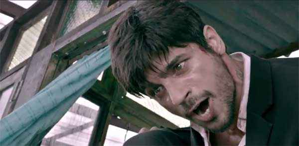 Ek Villain Sidharth Malhotra Fighting Scene Stills