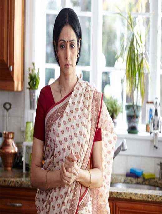 English Vinglish Sridevi Image Stills