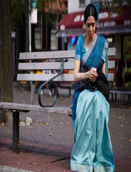 English Vinglish Sridevi Photos Stills