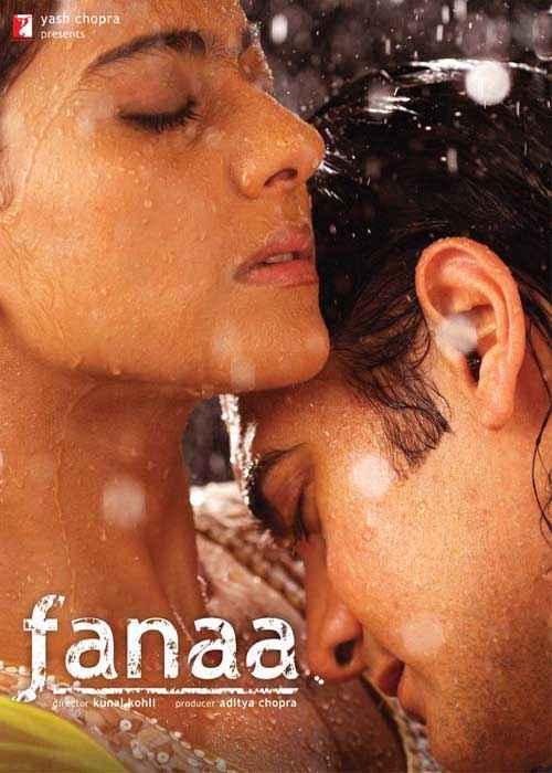 Fanaa Aamir Khan Poster