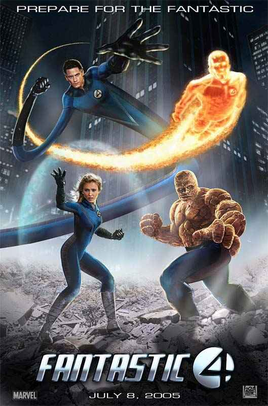 Fantastic Four Wallpaper Poster