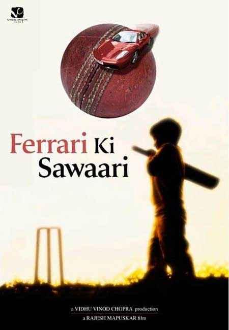 Ferrari Ki Sawaari Pictures Poster