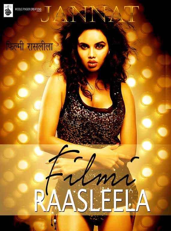 Filmi Raasleela Hot Poster