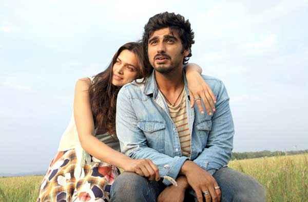 Finding Fanny Arjun Kapoor Deepika Padukone Romantic Mood Stills