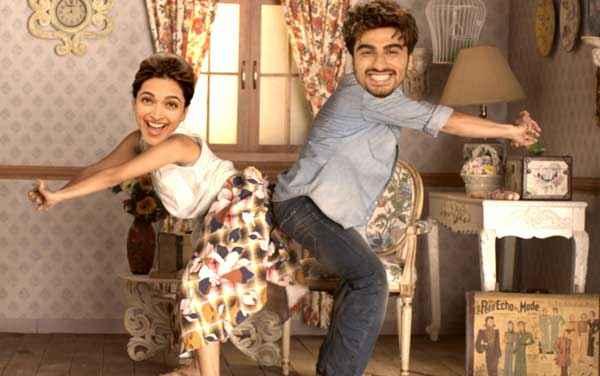 Finding Fanny Deepika Padukone Arjun Kapoor Funny Photo Stills