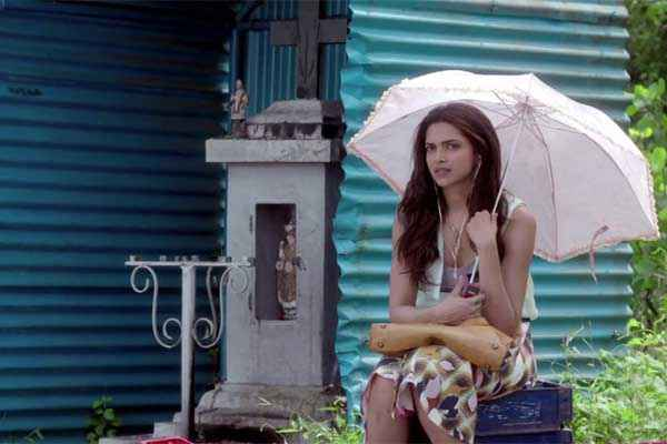 Finding Fanny Deepika Padukone In Umbrella Stills