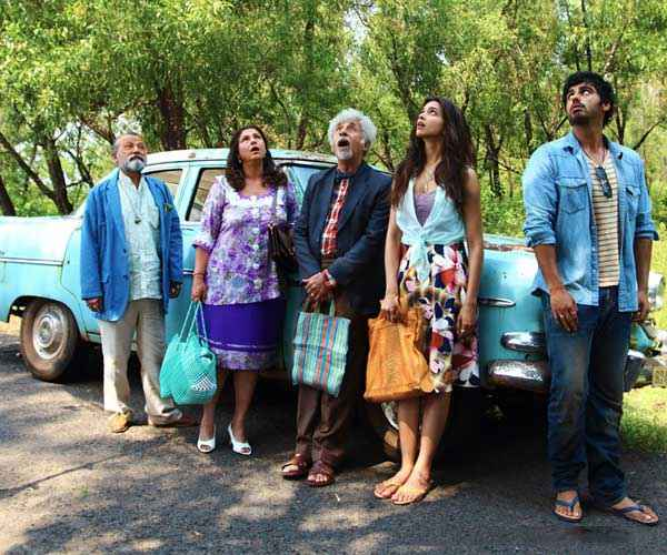 Finding Fanny First Look Stills