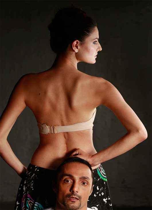 Fired Rahul Bose Militza Radmilovic Sexy Pics Stills