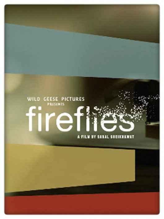 Fireflies Image Poster