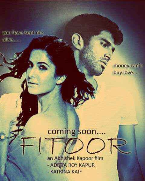 Fitoor First Look Poster