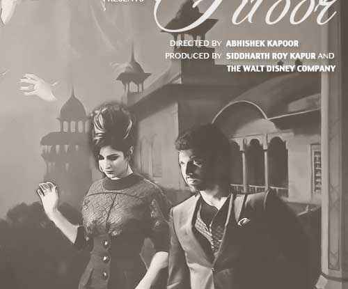 Fitoor Image Poster