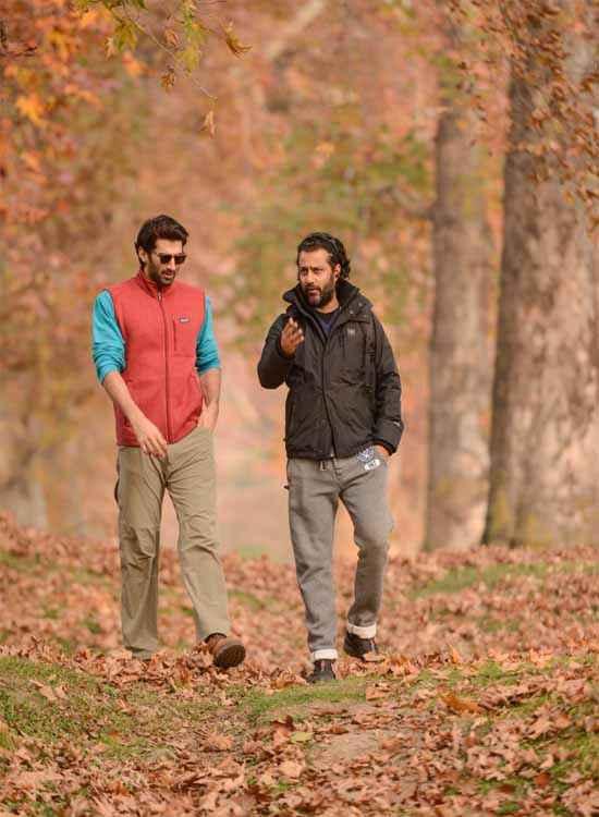 Fitoor Aditya Roy Kapoor With Other Actor Stills