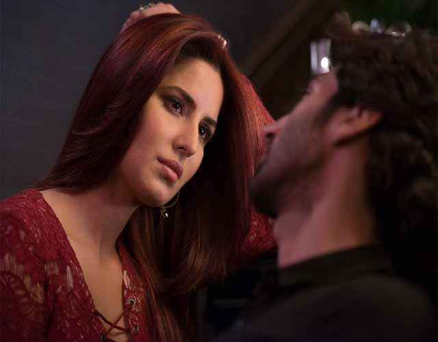 Fitoor Katrina Kaif Aditya Roy Kapoor Romance Stills