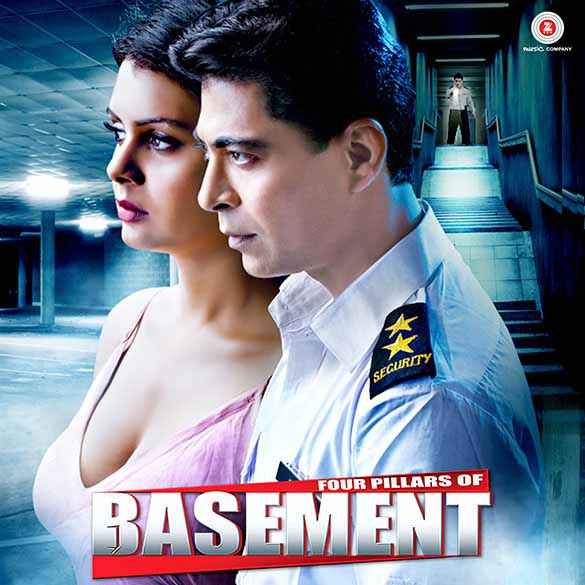 Four Pillars Of Basement  Poster