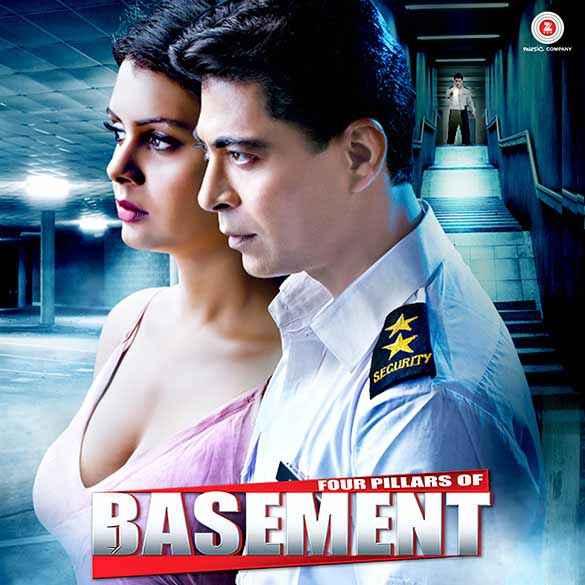 Four Pillars Of Basement Poster