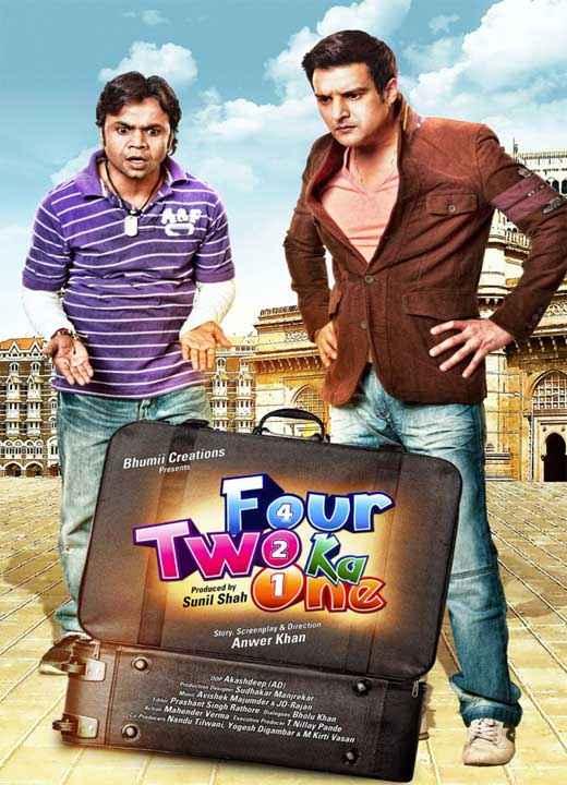 Four Two Ka One Photos Poster