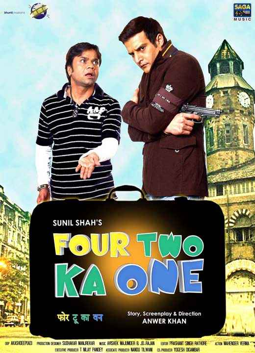 Four Two Ka One Poster