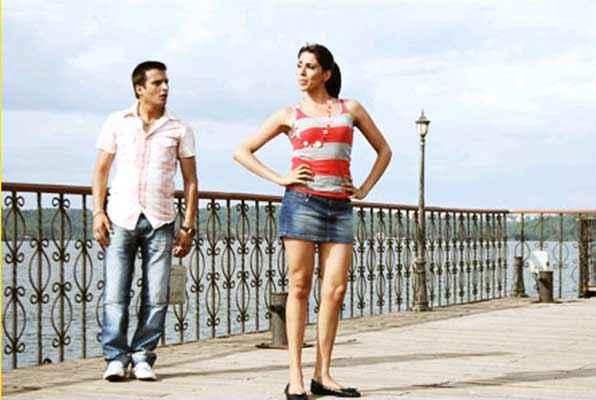 Four Two Ka One Jimmy Shergill Nikita Anand Hot Scene Stills