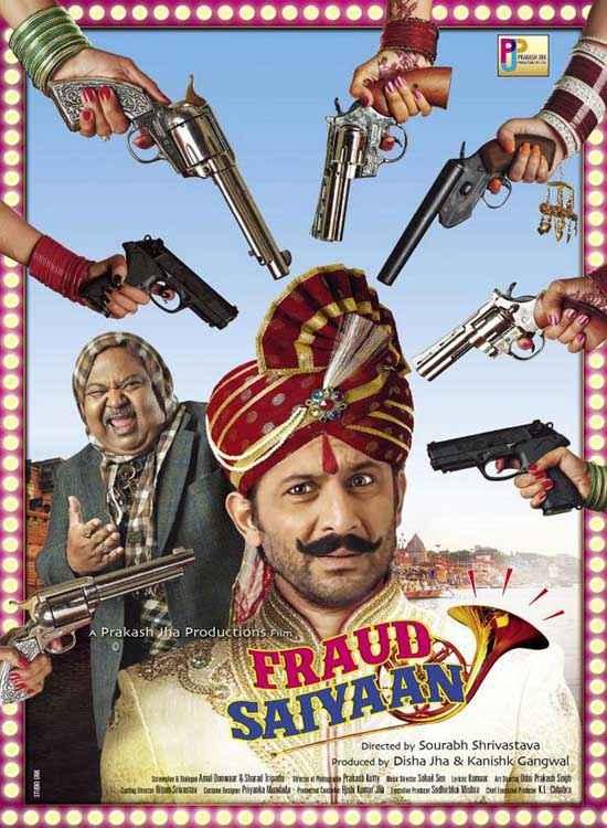 Fraud Saiyaan  Poster