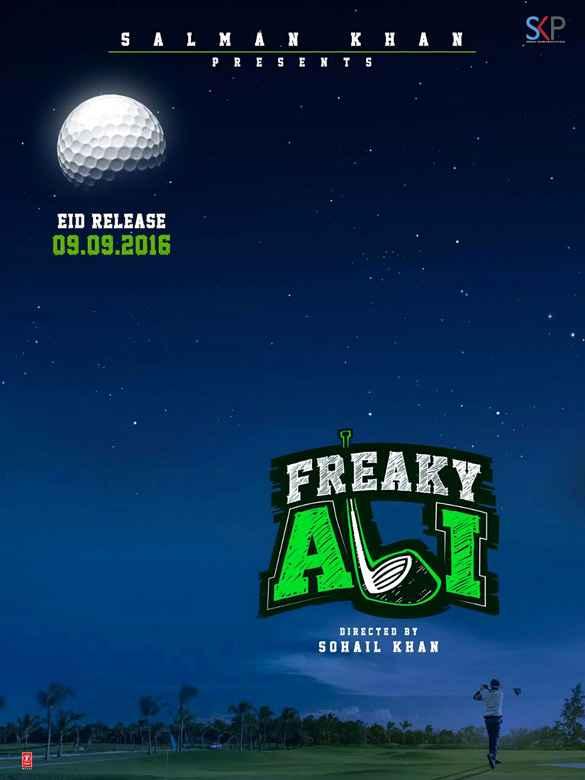 Freaky Ali Image Poster