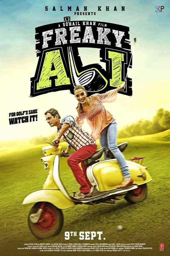 Freaky Ali Nawazuddin Siddiqui Amy Jackson Poster