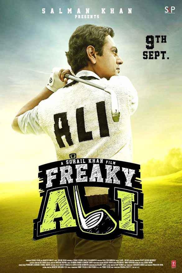 Freaky Ali Nawazuddin Siddiqui Poster