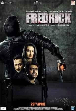 Fredrick Image Poster