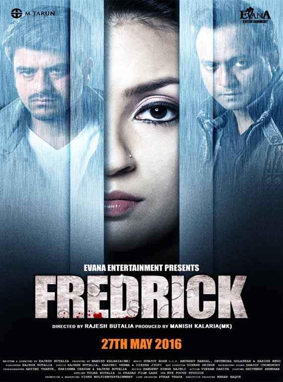 Fredrick Wallpaper Poster