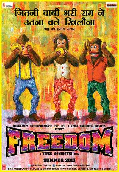 Freedom Poster