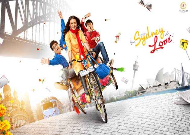 From Sydney With Love Image Poster