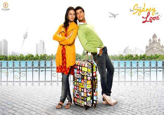 From Sydney With Love Sharad Malhotra And Bidita Bag Poster