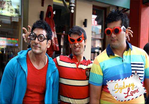 From Sydney With Love Karan Sagoo And Sharad Malhotra And Prateek Chakravorty Stills