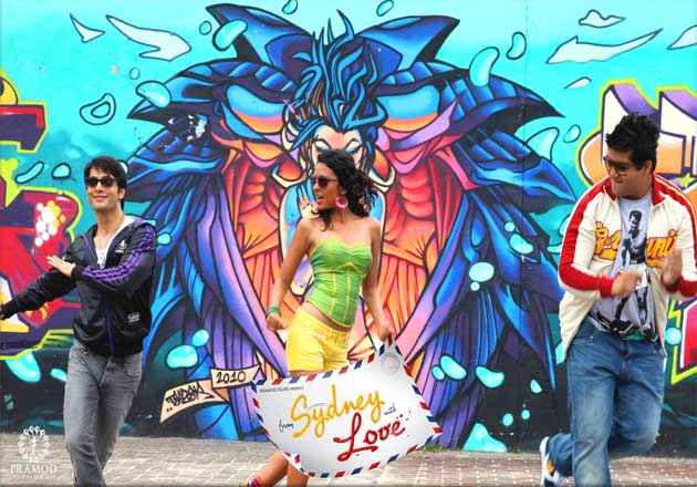 From Sydney With Love Sharad Malhotra And Bidita Bag And Prateek Chakravorty Stills