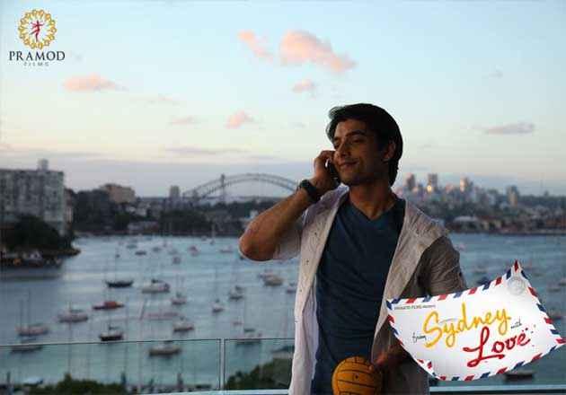 From Sydney With Love Sharad Malhotra Wallpaper Stills