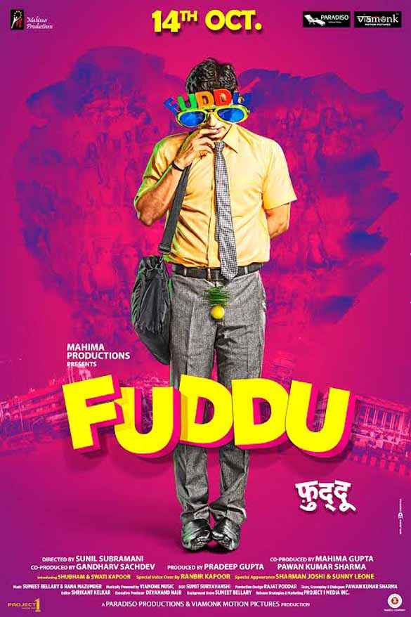 Fuddu HD Wallpaper Poster