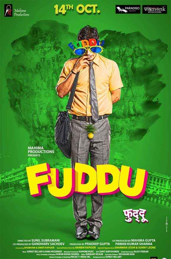 Fuddu Pradeep Gupta Poster