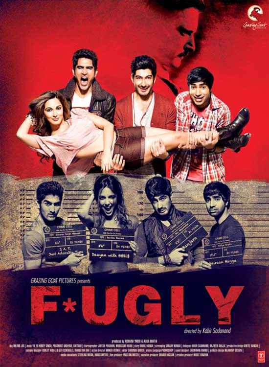 Fugly Image Poster