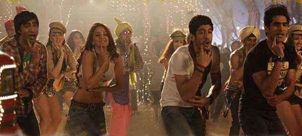 Fugly Arfi Lamba Kiara Advani Mohit Marwah Vijendra Singh Dance Stills