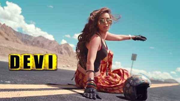Fugly Kiara Advani As Devi Stills