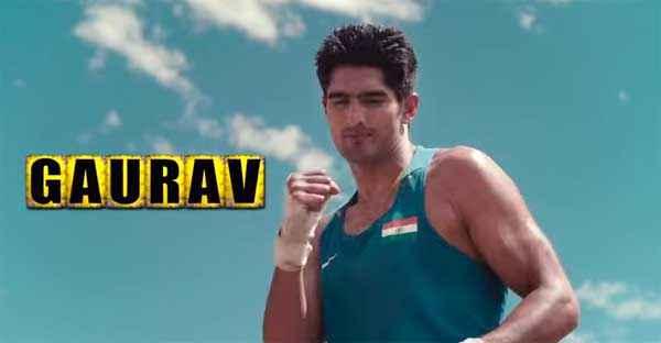 Fugly Vijendra Singh As Gaurav Stills