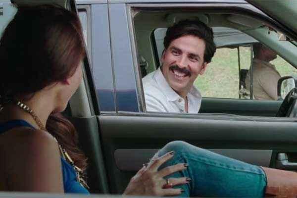 Gabbar Is Back Akshay Kumar Smile Stills