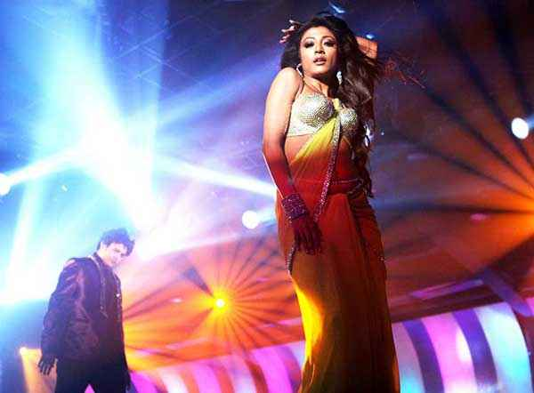 Gang of Ghosts Paoli Dam Dance In Saree Stills