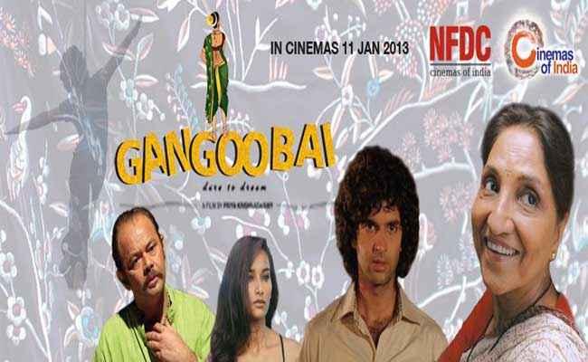 Gangoobai Images Poster