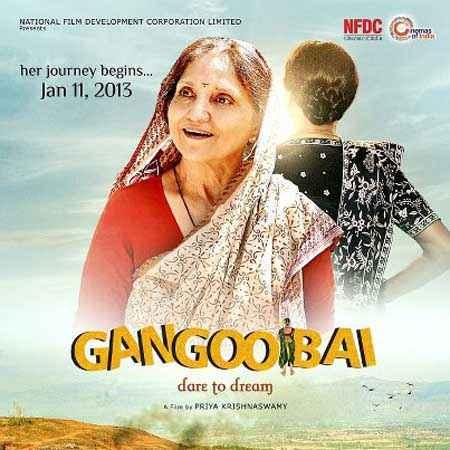 Gangoobai  Poster