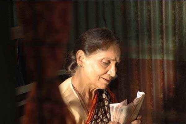 Gangoobai Sarita Joshi Stills